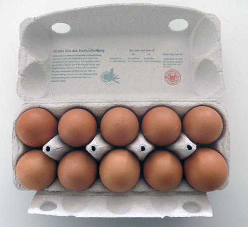 German eggs