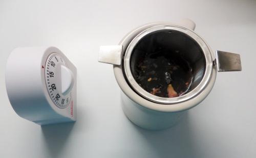Time the tea