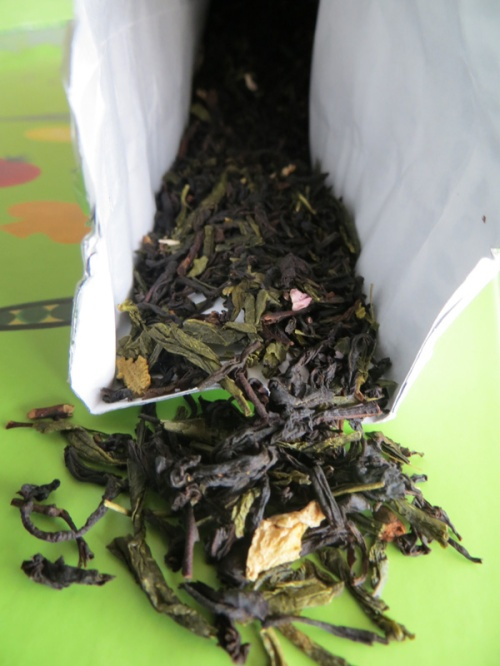 Magic tea leaves