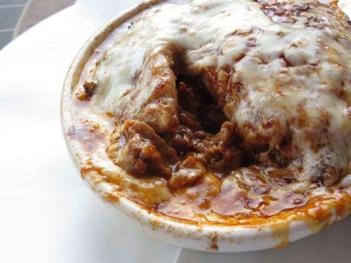 bbq lasagna