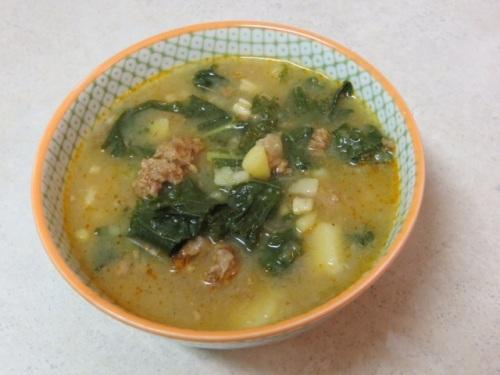 Caldo Verde Soup